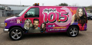 Vehicle Graphics & Wraps - The Sign Depot