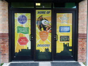 Window Graphics - The Sign Depot