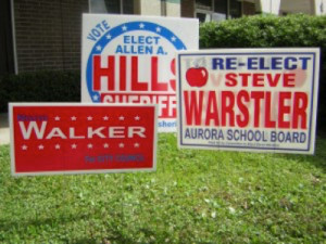 Coroplast Signs & Yard Signs - The Sign Depot